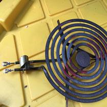 Electrical Burner