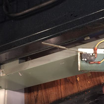 Oven Air Blowing Switch