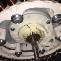 Broken Washer Transmission Cam