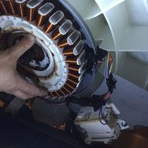 Washer Rotor Motor