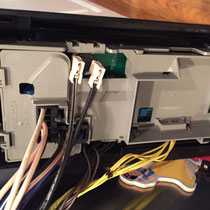 Dishwasher Control Unit