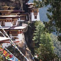 Das Tigernest Kloster