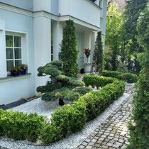 Vorgarten 1130 Wien