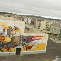 DULK (Valencia). Situación: Forum Carballo
