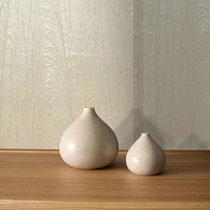 off-white modern italian textured handmade wallpaper