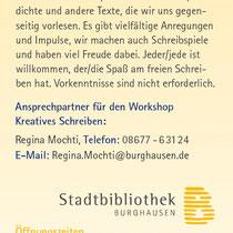 Bibfit Urkunde für die Stadtbücherei Burghausen