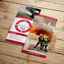 Imageflyer Feuerwehr Aschaffenburg