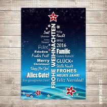 Firmenweihnachtskarte