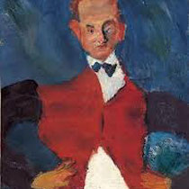 Chaïm Soutine - The room-service waiter