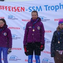 Blüemlismatt SL / Mädchen JO II / 1. Rang, Siegenthaler Josina / 2. Rang, Pieren Stefanie