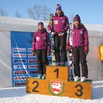 PKT 7b / Mädchen JO II / 3. Rang, Siegenthaler Josina