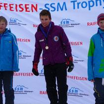 Blüemlismatt SL / Knaben JO II / 1. Rang, Rösch Manuel / 2. Rang, Reichen Thomas / 3. Rang Trachsel Timo