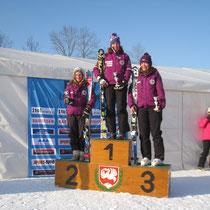 PKT 7a / Mädchen JO II/ 2. Rang, Stössel Aline/ 3. Rang, Siegenthaler Josina