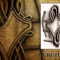 Illustration für die Lady Lace Up´s von Bergholz Design