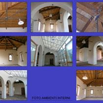 Ex Mattatoio comunale di Aidone - Foto di interni