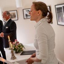 Hochzeit am 02.08.14 im Jenischpark in Hamburg