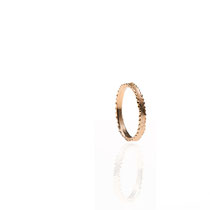 elegant little gold filled ring