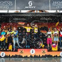 Herzliche Gratulation an Chrigä, Viviane, Timo und Hansi für ihre extremen sportlichen Leistungen - wir sind stolz auf Euch!!