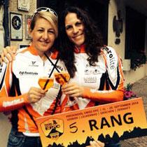 Christine Staub und Viviane Sielmann
