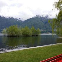 Locarno - Nordufer des Lago Maggiore