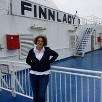 """wer ist nun die """"Finnlady?"""