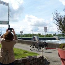 sooo lang ist der Rhein