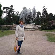 "am ""Sibelius""-Denkmal"