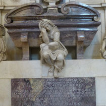 Grabstätte Michelangelo