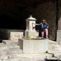 das mittelalterliche Waschhaus