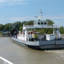 auch Polizeiboote sind unterwegs