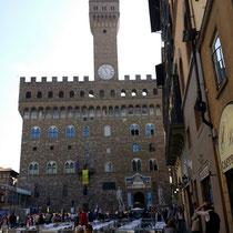 """der """"Palazzo Vecchio"""""""