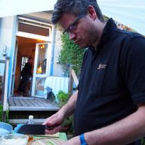 Grischa macht Sushi auf norddeutsche Art