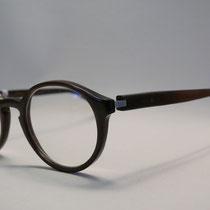 Büffelhornbrille