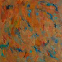 2006 - toile  100x100cm - n°459 prix   1.450 €