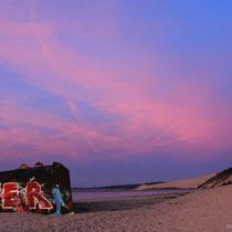 """Bunker / """"Blockhaus"""" Dune du Pilat / Le Petit Nice"""