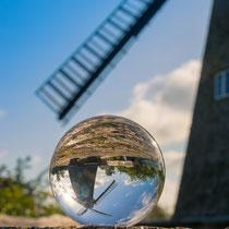 Mühle in der Kugel