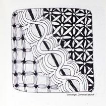 Zentangle, Cornelia Kalkhoff