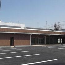 西条紺屋町商店街再開発 C地区(産直市)
