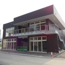 西条紺屋町商店街再開発 D地区