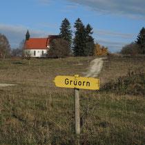 Gruorn/ehemaliger Truppenübungsplatz