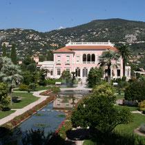 Villa Ephrussi Rothschild, Cote d'Azur