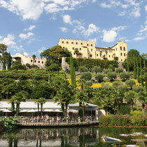 Gärten von Schloss Trauttmannsdorff, Südtirol