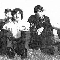 Peter, Erwin, Werner, Albert, Klaus