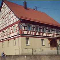 Fachwerkhaus in Sulzdorf