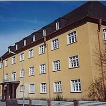 Amtsgericht in Schwäbisch Gmünd