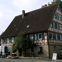 Landwirtschaftliches Fachwerkhaus