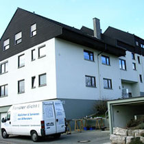 Wohnanlage in Geislingen
