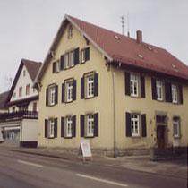 Pfarrhaus in Gschwend