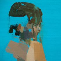 Detalle. Proyecto exposición en la galería Ariel Sibony de París. Junio 2012