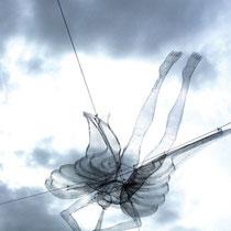 St Gabriel suspended sculpture. © Charles Rocco